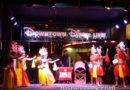 Tupua performing in Downtown Disney tonight