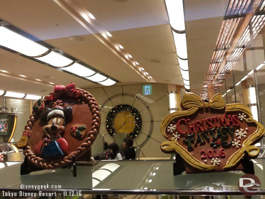 Tokyo Disney Resort - Tick Tock Dinner