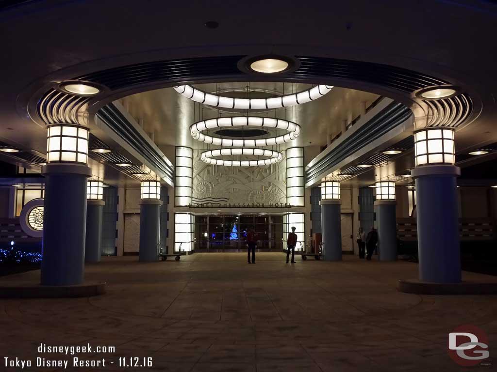 Tokyo Disney Resort - Disney Ambassador Hotel