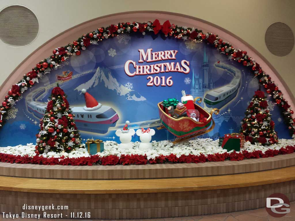 Tokyo Disney Resort - Resort Gateway Station