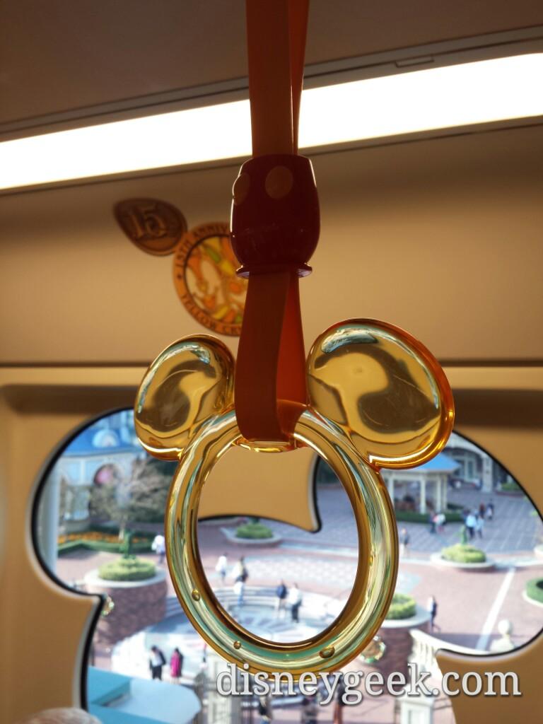 Tokyo Disney Resort Line Hand Hold