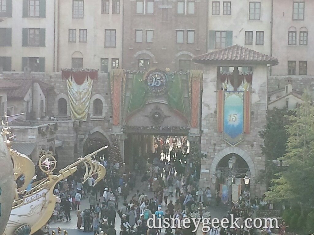 Tokyo DisneySea Entrance