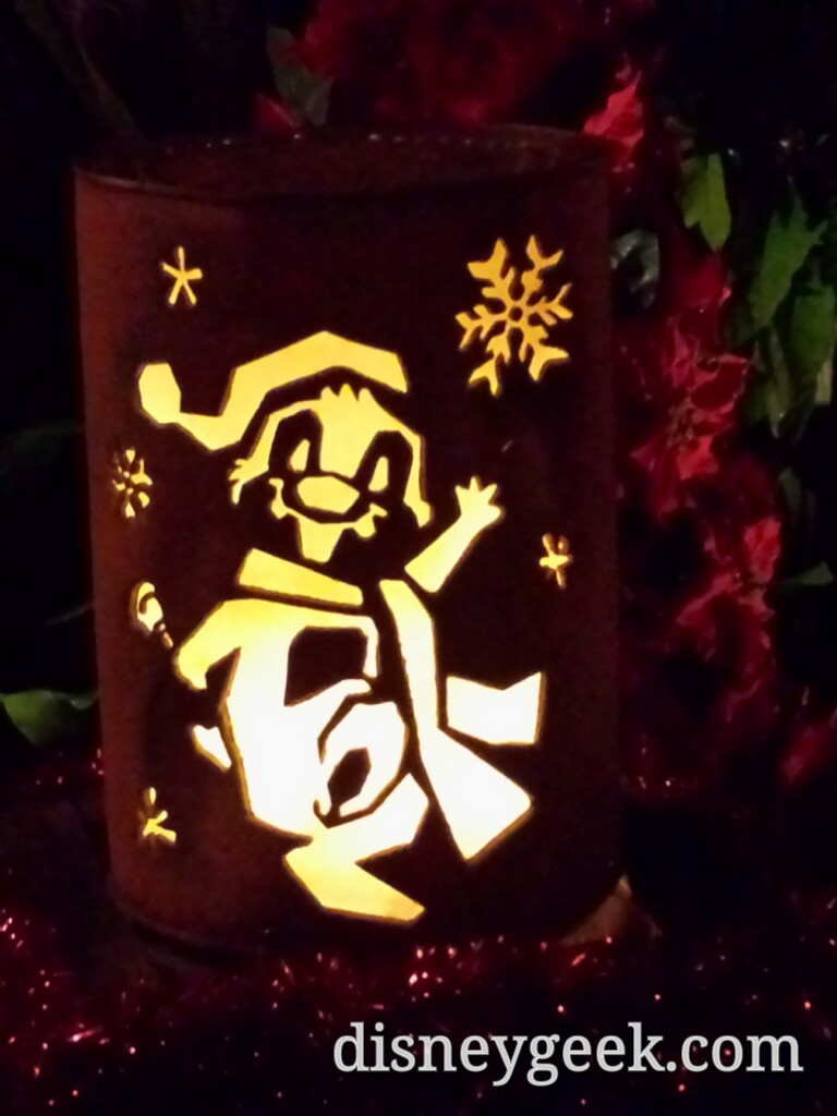Tokyo DisneySea - Lost River Delta Christmas decorations