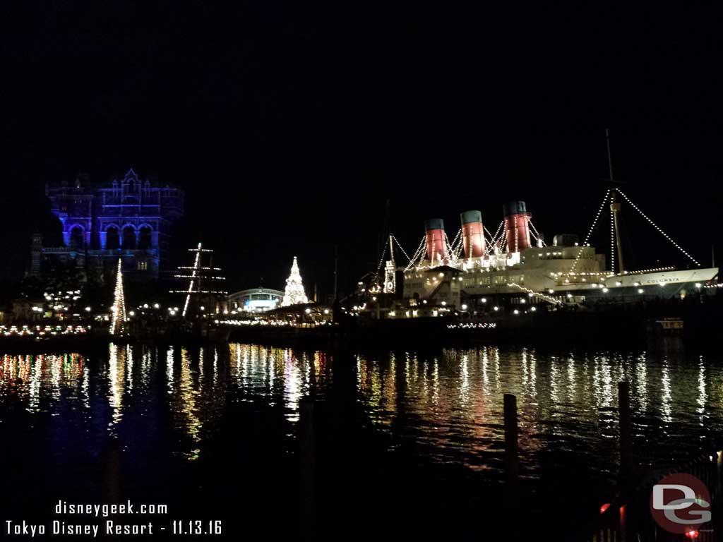 Tokyo DisneySea - American Waterfront