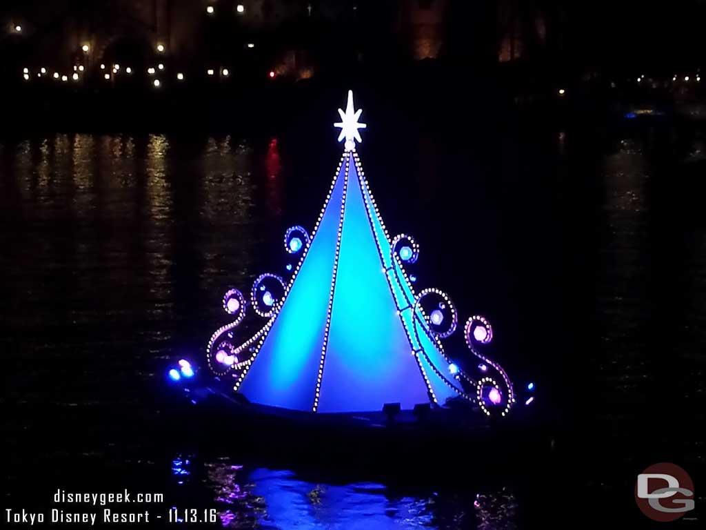 Tokyo DisneySea - Colors of Christmas