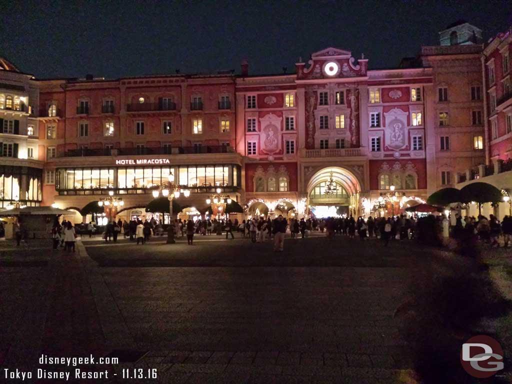 Tokyo DisneySea - The Mira Costa