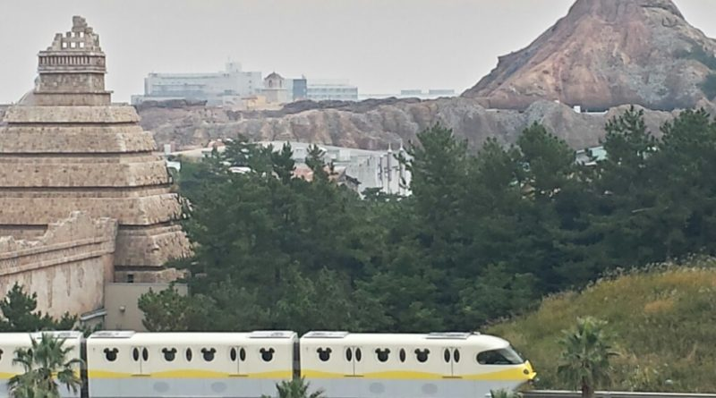 #TokyoDisneySea from our room as we get ready to start the day