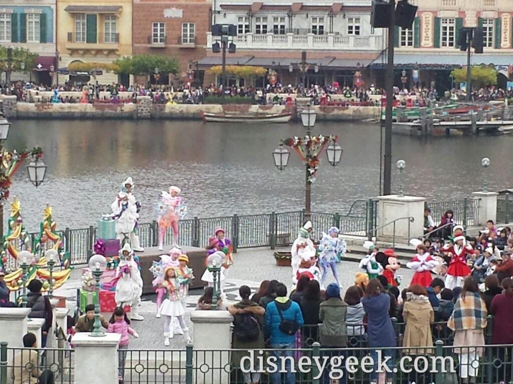 Tokyo DisneySea - A Perfect Christmas