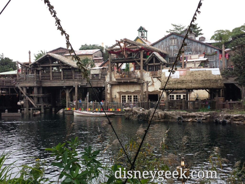 Tokyo DisneySea - Lost River Delta
