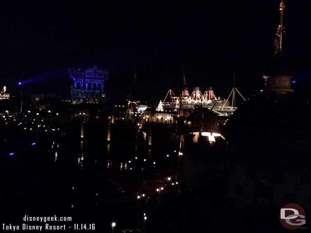 Tokyo DisneySea - The American Waterfront