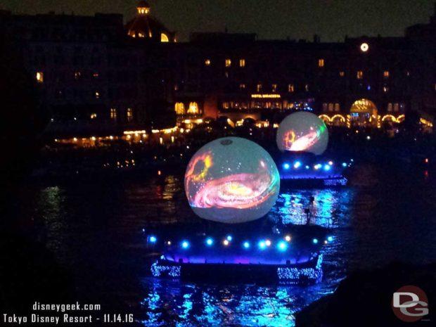 Tokyo DisneySea - Fantasmic!