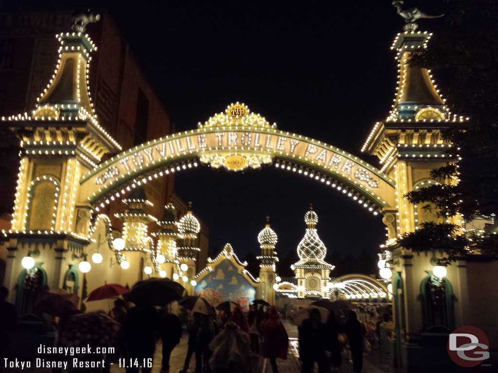 Tokyo DisneySea - Toyville