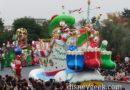 Tokyo Day 4: Tokyo Disneyland – Disney Christmas Stories Parade