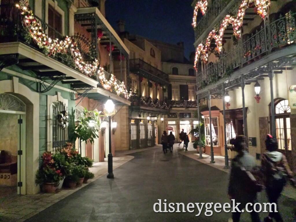 Tokyo Disneyland - New Orleans Square