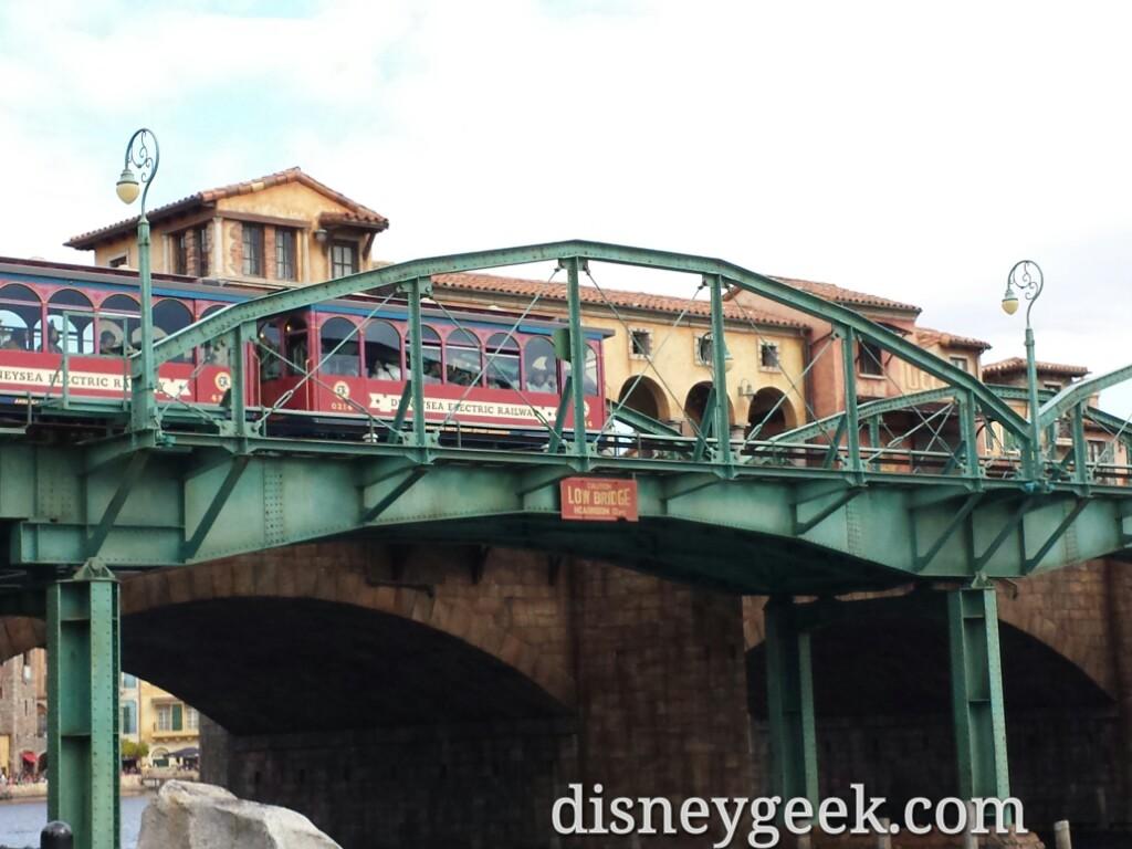 Tokyo Disneyland - American Waterfront - New York Harbor