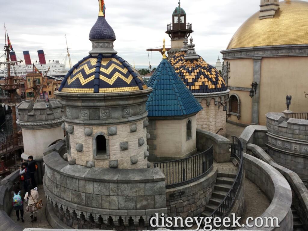 Tokyo DisneySea - Fortress Explorations