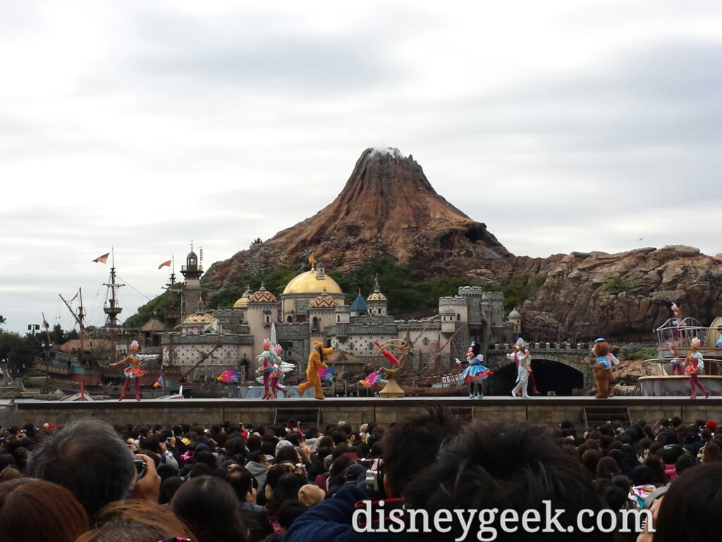 Tokyo DisneySea - Crystal Wishes Journey - the 15tth Anniversary Show