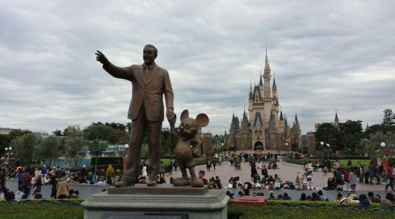 Tokyo Disneyland - Partners
