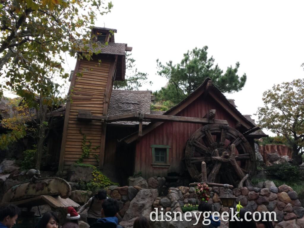 Tokyo Disneyland - Critter Country - Splash Mountain