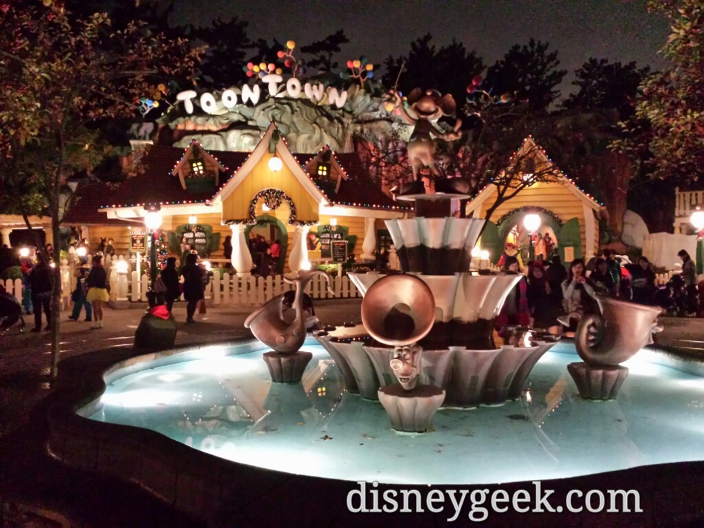 Tokyo Disneyland - Mickey's House