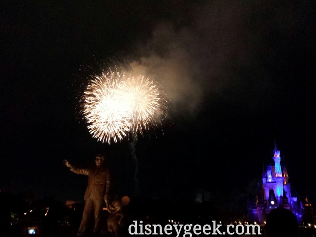 Tokyo Disneyland - Sky High Wishes