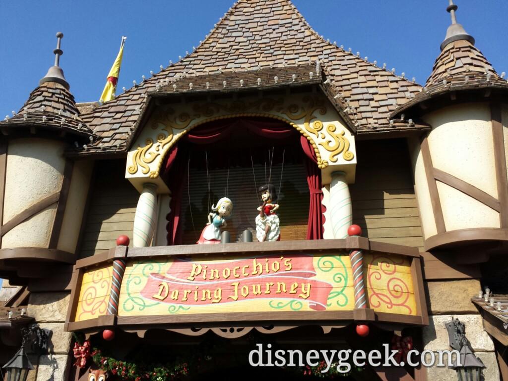 Tokyo Disneyland - Fantasyland