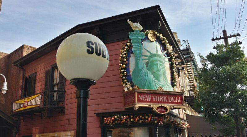 Tokyo DisneySea - New York Deli