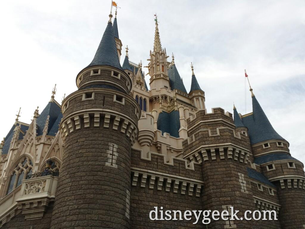 Tokyo Disneyland - Cinderella Castle