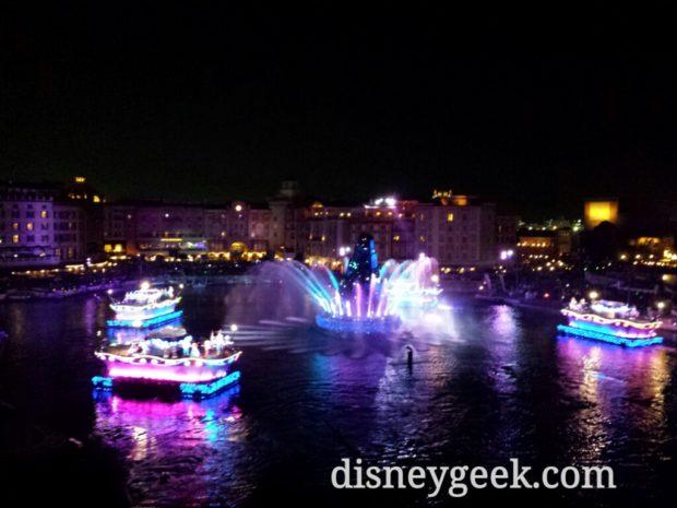Tokyo DisneySea - Fantasmic