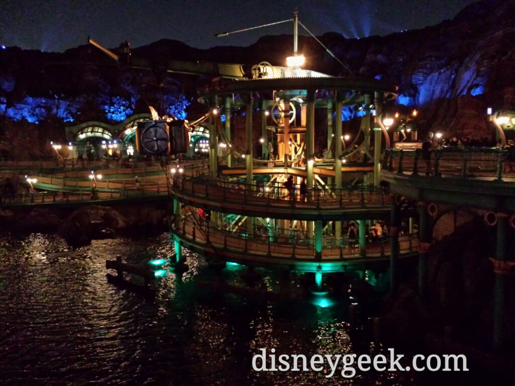 Tokyo DisneySea - 20,000 Leagues Under the Sea