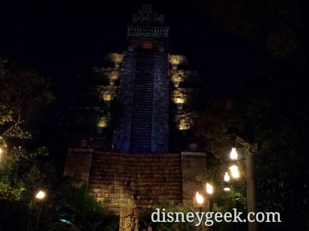 Tokyo DisneySea - Indiana Jones Temple