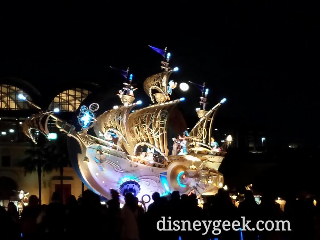 Tokyo DisneySea - 15th Anniversary Display