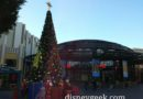 At #Disneyland today, Downtown Disney #Christmas tree