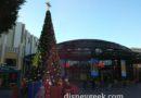 At #Disneyland today, Downtown Disney #Christmas tree