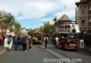 #Disneyland Main Street USA this morning