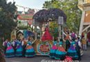 Elena of Avalor Musical Grand Arrival @ Disney California Adventure