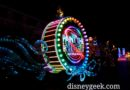 Disney Paint the Night Parade #Disneyland