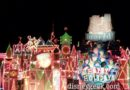 Small World Holiday at Night (Several pictures)