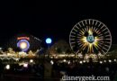 Found a spot for World of Color – Season of Light
