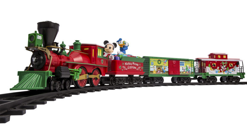 Disney Mickey Mouse Express Ready-to-Play Set