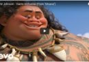 "Moana – ""You're Welcome"" Sequence (Performed by Dwayne Johnson)"