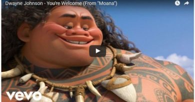 """You're Welcome (From """"Moana"""")"""