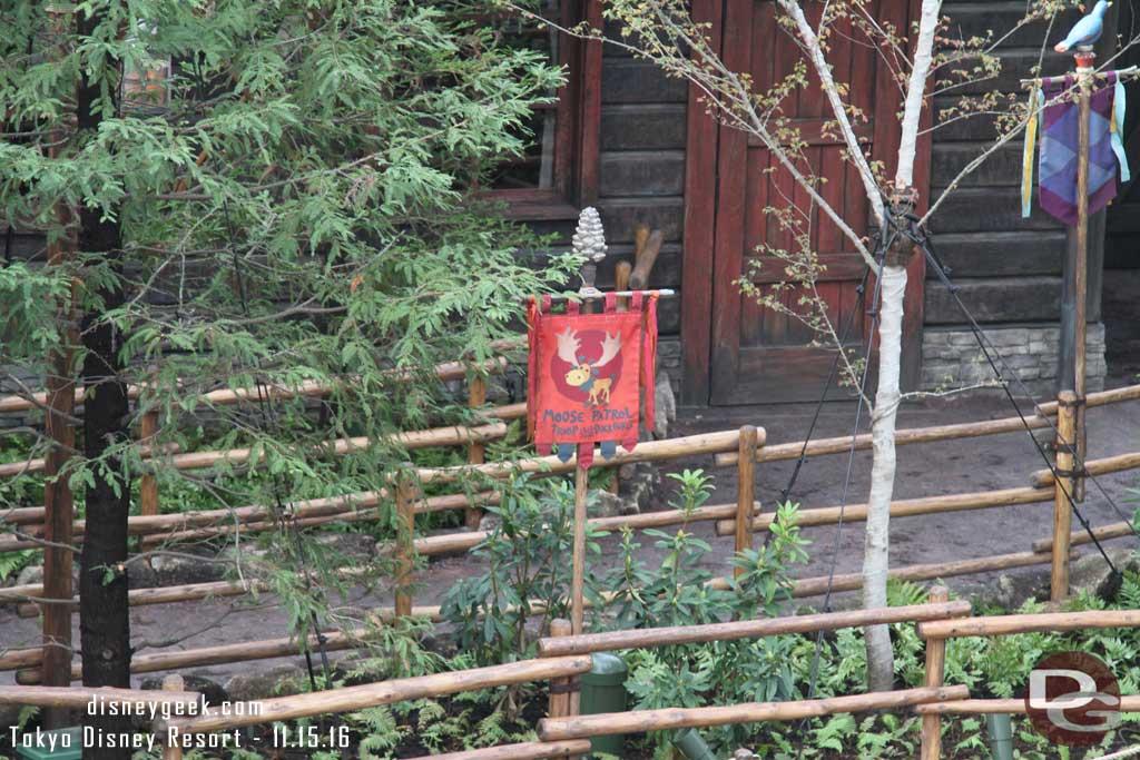 Tokyo Disneyland Camp Woodchuck
