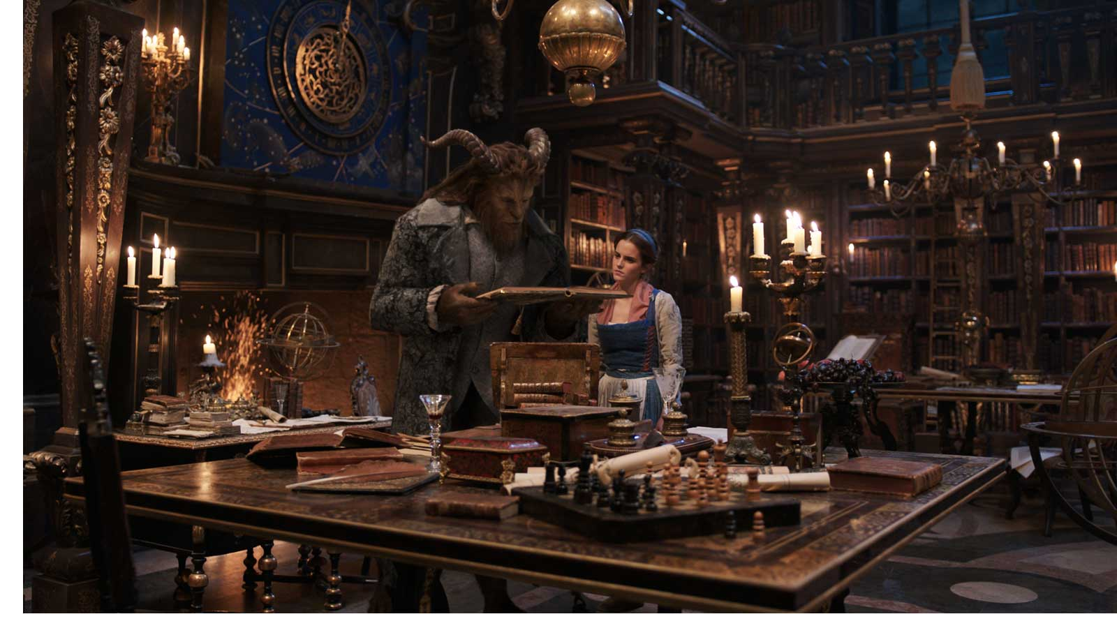 """Disney Releases Several """"Beauty and the Beast"""" Images – The"""