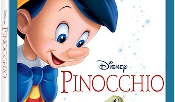 Pinocchio Signature Edition Digital HD & Blu-ray (Jason's 1st Impressions)