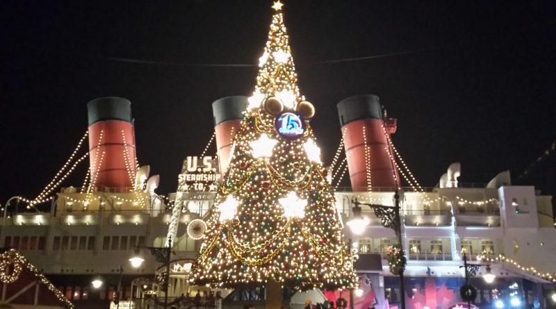 Featured - Tokyo DisneySea Evening