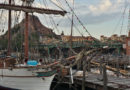 Tokyo Day 6: Tokyo DisneySea – American Waterfront New York Harbor Boats