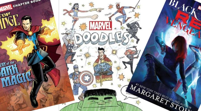 Featured - Marvel Roundup Books