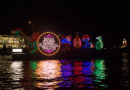 Main Street Electrical Parade Boat @ Newport Beach Christmas Boat Parade through the 18th
