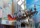 #Santa & his reindeer in HollywoodLand